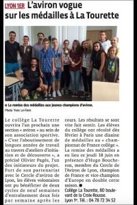 Article Progrès CF 2014